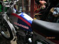 1975 250 Bultaco Pursang Twin Shock