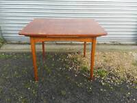 Draw leaf dining / kitchen table