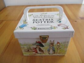 Boxed Set of 12 Peter Rabbit Books - VGC (see photo's) - Buyer To Collect
