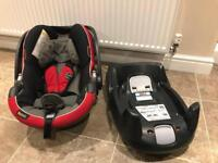 BeSafe baby car seat & Isofix base