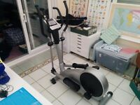 Frontier Elliptical Cross Trainer - £100 o.n.o. 12 Digital Programs - very good condition