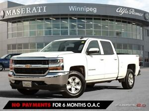 2017 Chevrolet Silverado 1500 LT: ONE OWNER, ACCIDENT FREE, LOCA