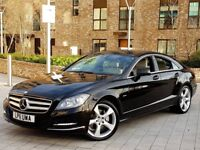 2011 MERCEDES CLS350 CDI BLUEEFFICIENCY AUTO CHAMPAGNE EDITION SPEC FULLY LOADED