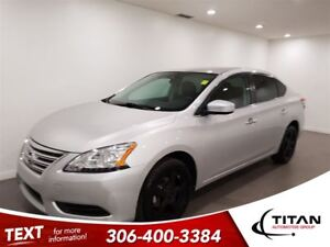 2015 Nissan Sentra Auto Bluetooth Low Kms Local PST Paid