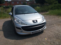 PEUGEOT 207 1.4 S (Silver) Very clean good looking car