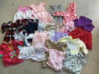 First size - 18months girls clothes bundle