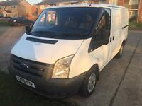 Ford transit 85ps 2008