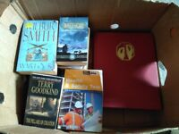 Box of book including craft books