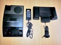 Philips 720 Executive Mini Cassette Transcriber Transcription System LFH720