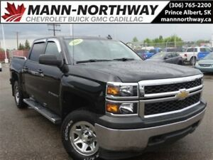2015 Chevrolet Silverado 1500 LS | Tow Package, Cloth, Cruise Co