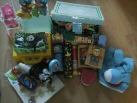 Toys Collection young childs activities