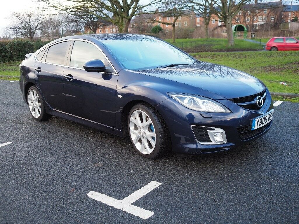 mazda 6 gh 2009 diesel sport version | in gwersyllt, wrexham | gumtree