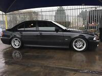 BMW e39 530i auto. Spares or repair