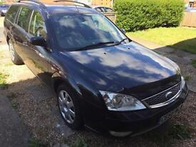 Mondeo 2.2tdci titanium x 2006 selling as spares or repairs or will break