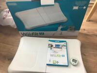 WiiFit U - Wii Balance Board & Fit Meter Set including Game disc