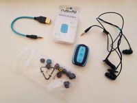 Swimming underwater mp3 player headphones 2GB