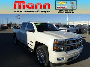 2015 Chevrolet Silverado 1500 High Country -Pst paid, Rear view,