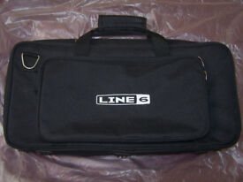 Line6 / Line 6 Gig Bag / Carry Bag for POD HD500X , X3 Live , XT Live , Digitech , KORG , BOSS