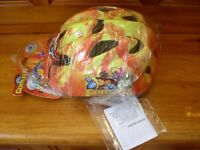 NEW SAFTY HELMET BIKE SCOOTER ECT BOYS/GIRLS NEW