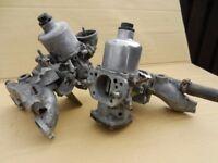 Mini HIF 44 Carburetors x2