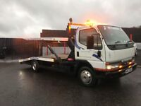 Mitsubishi Canter Twin Deck Recovery Truck