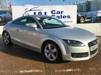 AUDI TT 2.0 TFSI 3d 200 BHP A GREAT EXAMPLE INSIDE AND OUT (silver) 2008