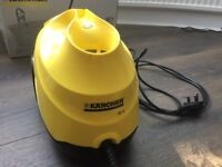 Karcher SC3 chemical-free steam cleaner (minus upholstery tool) so much reduced price). Must Collect