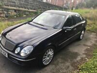 Mercedes e270cdi (Swap with automatic only)