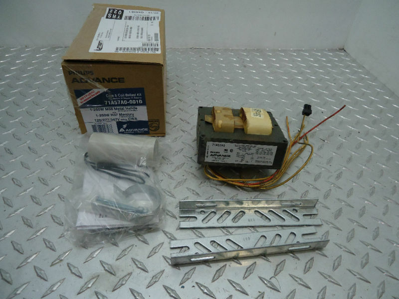 ADVANCE 71A57A0-001D CORE & COIL BALLAST KIT