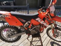 2005 ktm 250 excf