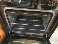 oven build in electric