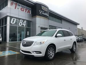 2016 Buick Enclave Leather, Sunroof, Back Up Camera