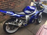 R6 Yamaha 1999 great condition. RELISTED due to scam attempt