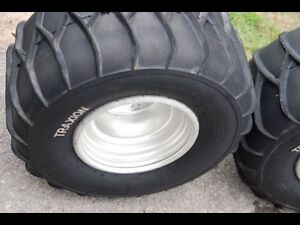 ATV Mud and Snow rear Tires for sale