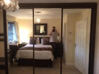 bespoke fitted wardrobes sliding and hinges