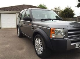 2008 Land Rover Discovery 2.7 tdv6 gs ,7 seater,auto, full service history