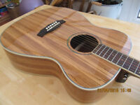Tanglewood Discovery Exotic DBT DLX FZ Deluxe. As New.