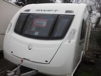 swift challenger sport 2 berth