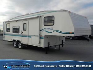 1998 Prowler 265H -
