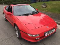 Toyota MR2 2.0L GT Red UK £495