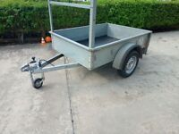 Car trailer bronnis 6x4