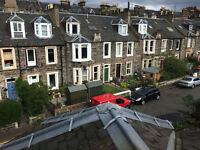 Short term double room in Leith Links colonies
