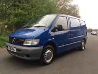 Well looked after Mercedes Benz Vito
