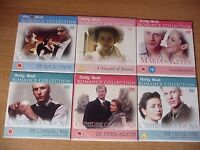 ROMANCE COLLECTION - SET OF SIX DVD's