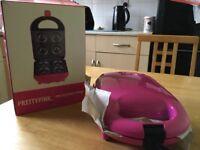 Brand new pink dounut maker