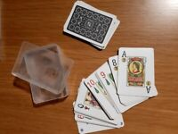 Playing cards. Spanish version. Excellent condition