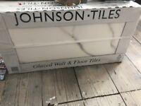 30 Brand New Large Glazed Wall & Floor Johnson Tiles