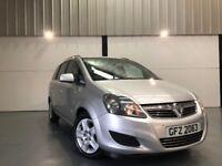 Vauxhall Zafira Exclusive 1.7CDTi EcoFlex 7 Seats Finance Available