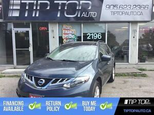 2013 Nissan Murano SL ** Leather, Pano Roof, AWD, Backup Camera