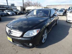 2008 Mercedes-Benz CL-Class CL550 & NAVI & BACK UP CAM & MASSAGE
